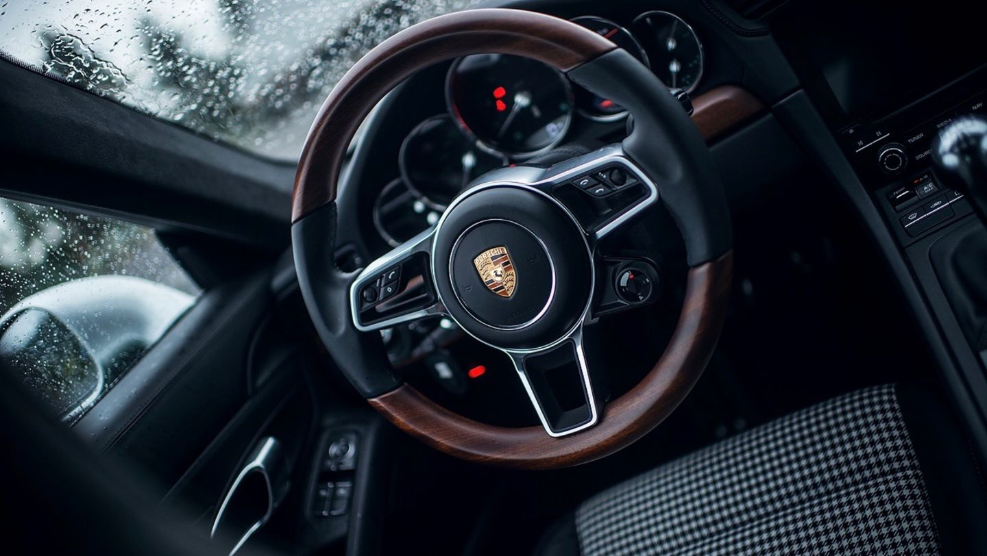 Millionster 911, Interior, China, 2017, Porsche AG