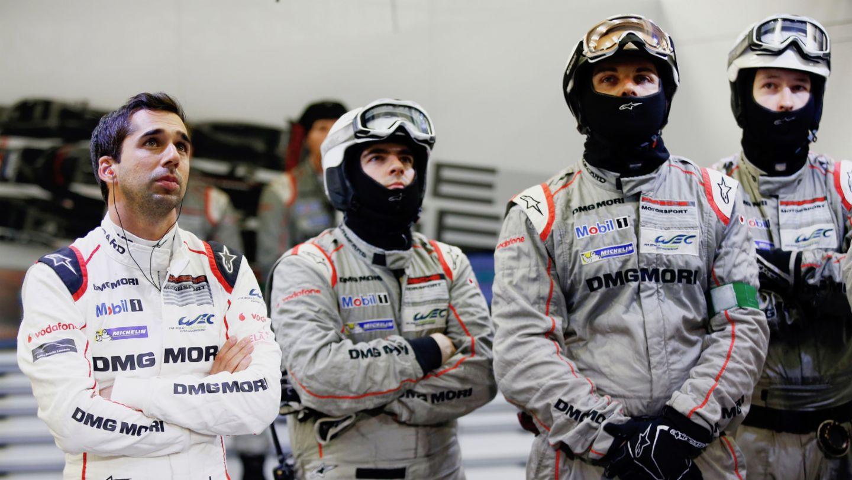Neel Jani, 919 Hybrid, free practice, WEC, Bahrain, 2016, Porsche AG