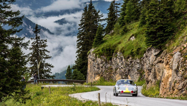356 B GS Carrera GTL Abarth, Ennstal-Classic, 2016, Porsche AG