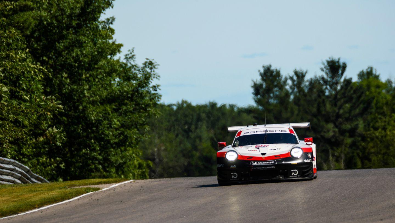 911 RSR, IMSA WeatherTech SportsCar Championship, Bowmanville, qualifying, 2018, Porsche AG