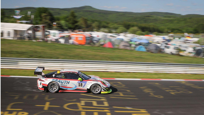 911 GT3 R, 24-Stunden-Rennen, Top-30-Qualifying, Nürburgring, 2017, Porsche AG