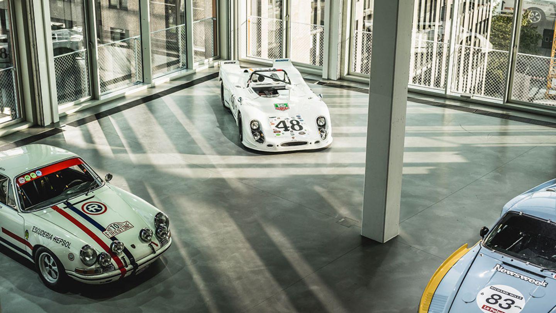 Luftgekühlt MUC, München, 2018, Porsche AG