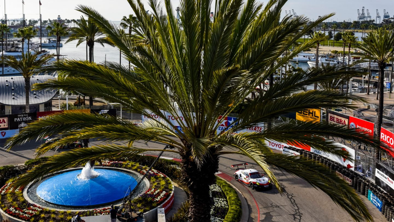 Porsche 911 RSR, IMSA, Long Beach, 2017, Porsche AG