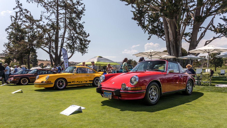 Monterey Historics, Mazda Raceway Laguna Seca, Monterey 2017, Porsche AG