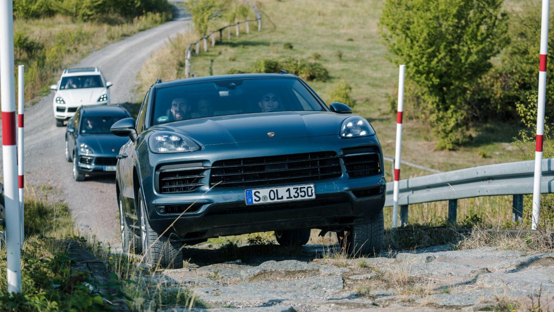 Cayenne S, #PorscheCrossdrive, Leipzig, 2018, Porsche AG