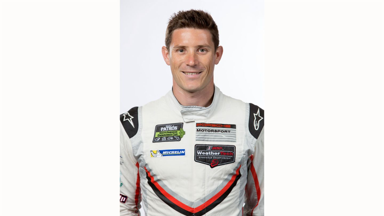 Kévin Estre, works driver, 2017, Porsche AG