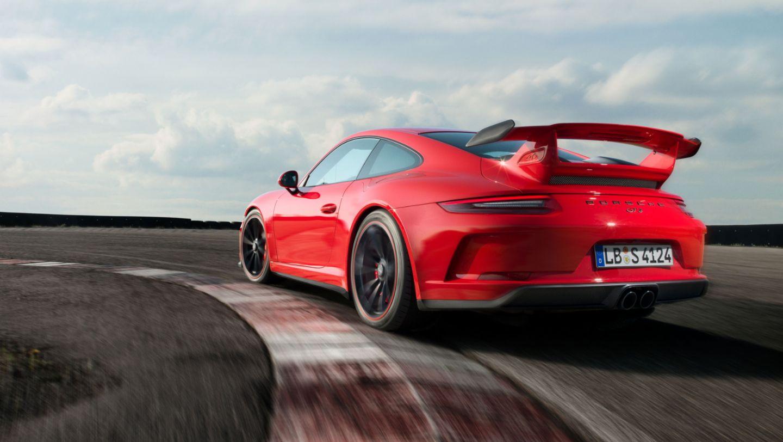 911 GT3, Porsche calender 2018, Porsche AG