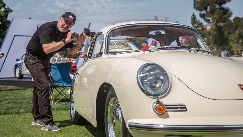 Einmillionster 911, Mazda Raceway Laguna Seca, Monterey 2017, Porsche AG