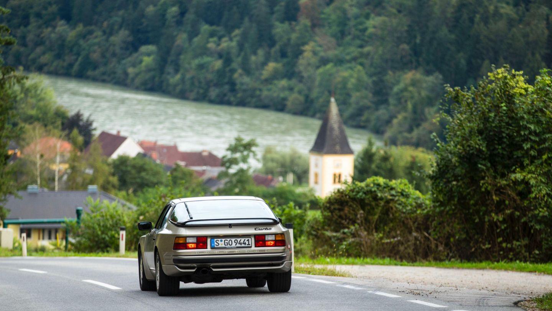 944 Turbo, Steiermark, 2018, Porsche AG