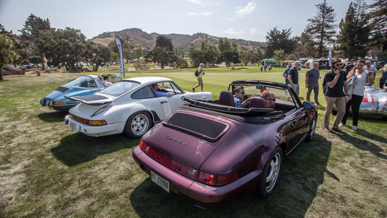 Monterey Historics, Mazda Raceway Laguna Seca, Monterey, 2017, Porsche AG