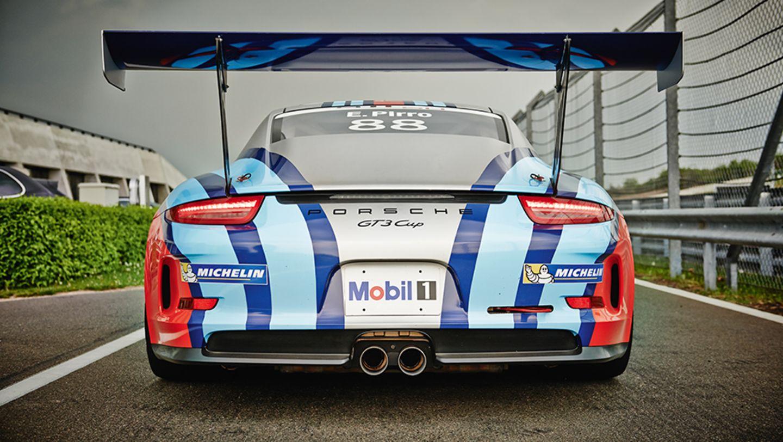 911 GT3 Cup, Leipzig, 2014, Porsche AG
