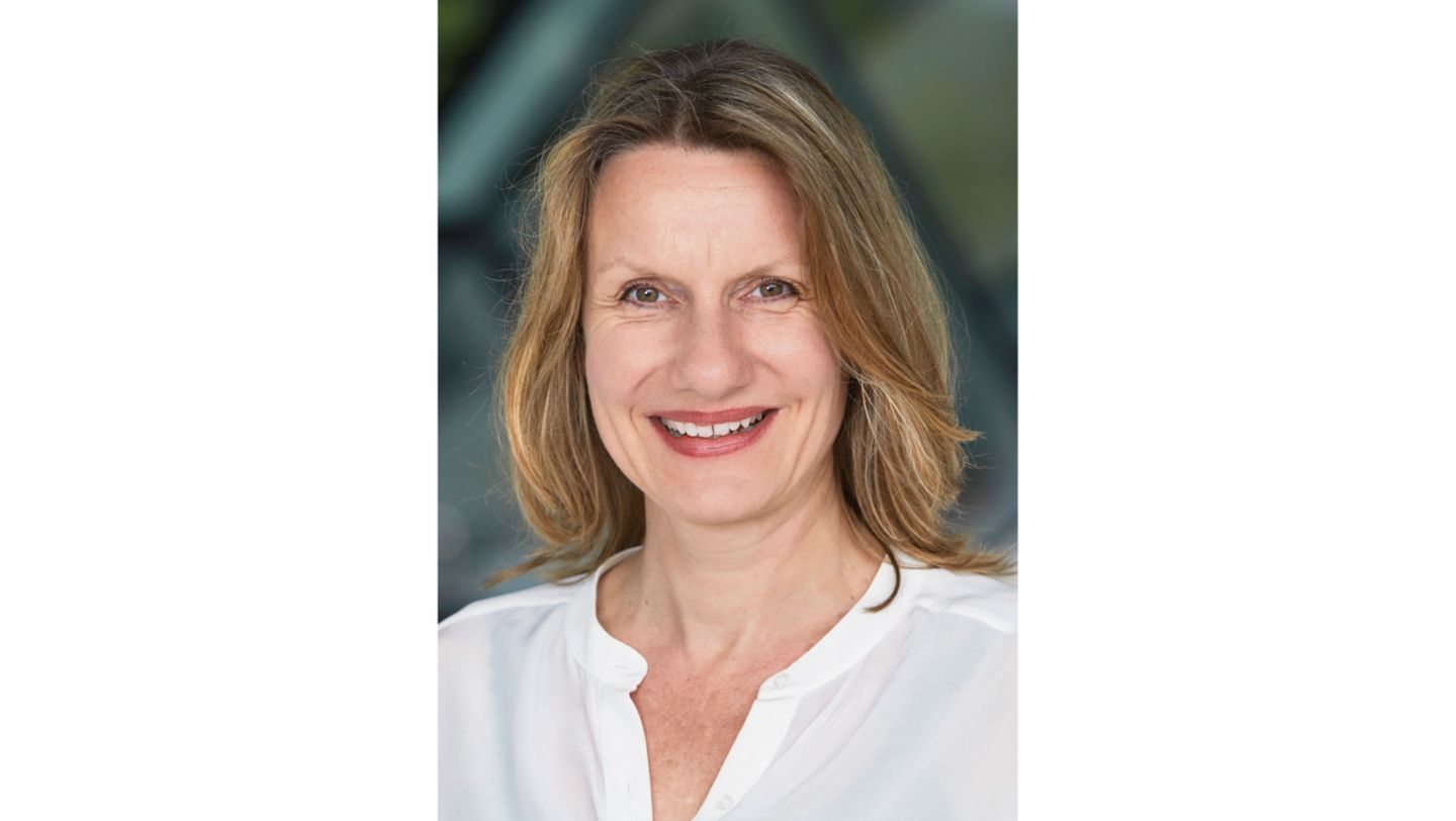 Sabine Schröder, Leiterin Corporate Publishing, 2016, Porsche AG
