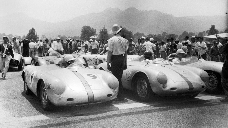 Porsche 550 A Spyder, Avándaro, Mexico, 1958, Porsche AG