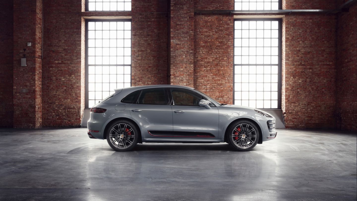 Macan Turbo Exclusive Performance Edition, 2017, Porsche AG