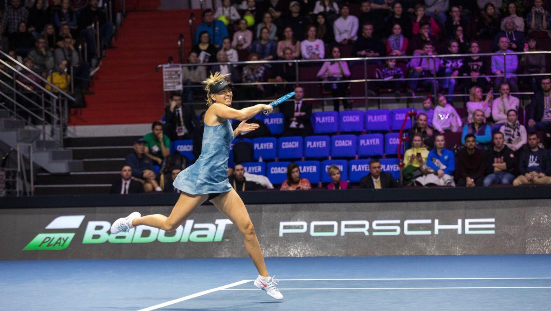 WTA St.Petersburg Ladies Trophy, Санкт-Петербург, 2019, Porsche AG