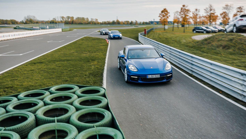 Panamera Turbo, Leipzig, 2016, Porsche AG