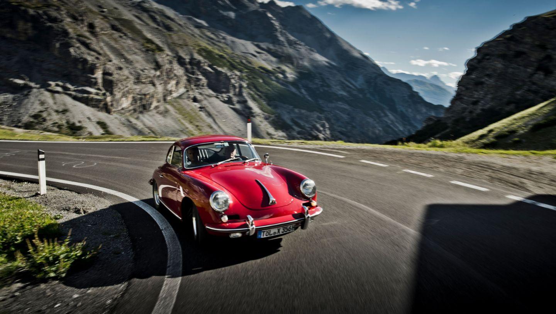 356 Carrera, Porsche Drive – Stelvio, 2017, Porsche AG