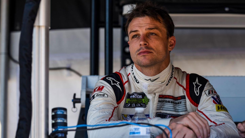 Earl Bamber, Porsche works driver, LMP1, 2016, Porsche AG