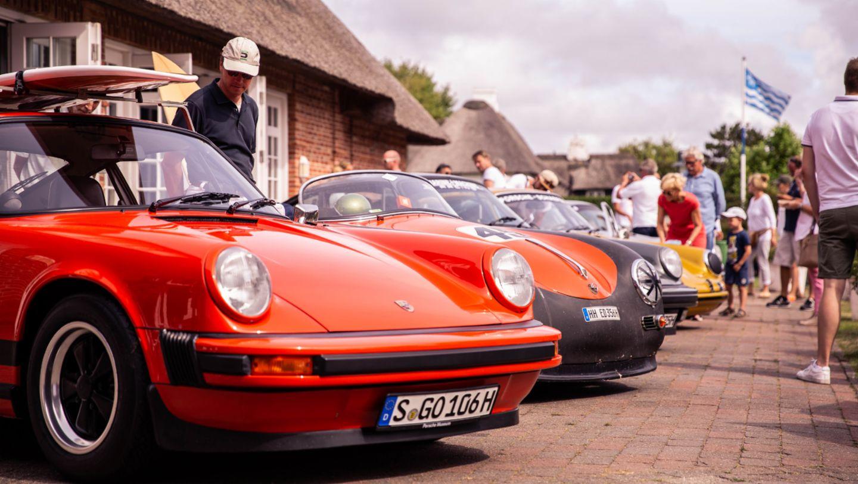 """Petro-Surf"" Festival, Kampen, Sylt, 2018, Porsche AG"