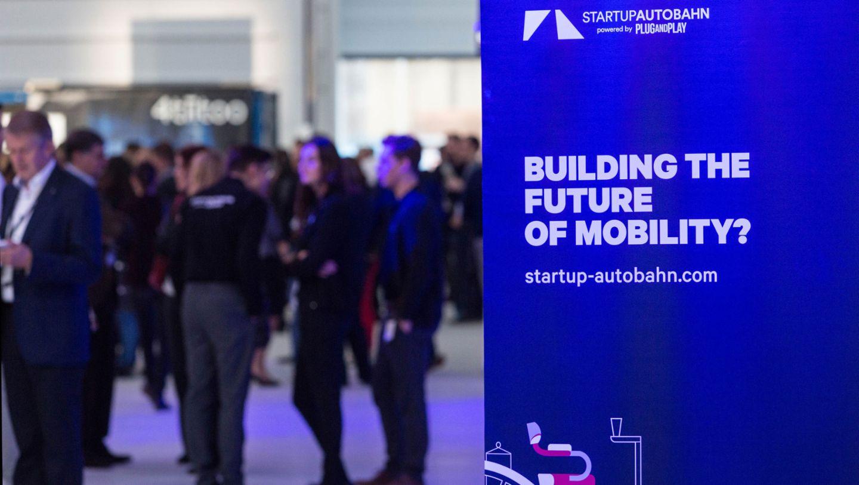 Startup Autobahn Expo Day, Stuttgart, 2017, Porsche AG