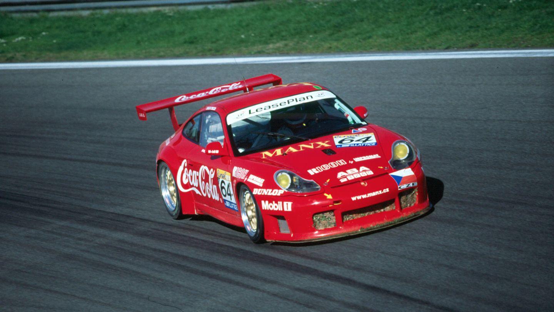 911 GT3 RS, FIA GT Monza, 2001, Porsche AG