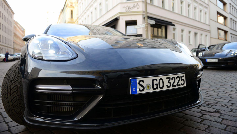Panamera Turbo, Berlin, 2016, Porsche AG