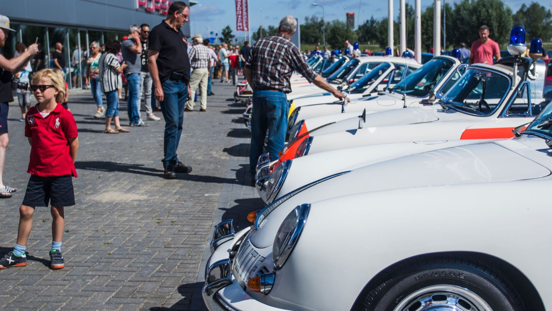 356, Rijkspolitie, Polizei, Porsche Classic Center Gelderland, Niederlande, 2017, Porsche AG