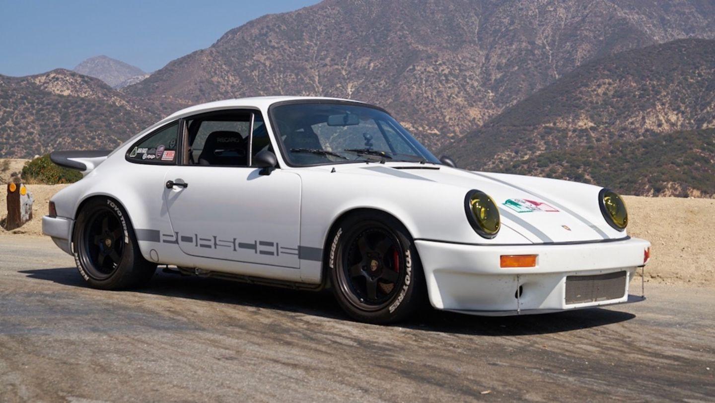 911 SC (1982), Los Angeles, 2018, Porsche AG