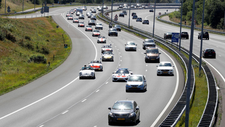 Rijkspolitie, Polizei, Niederlande, 2017, Porsche AG