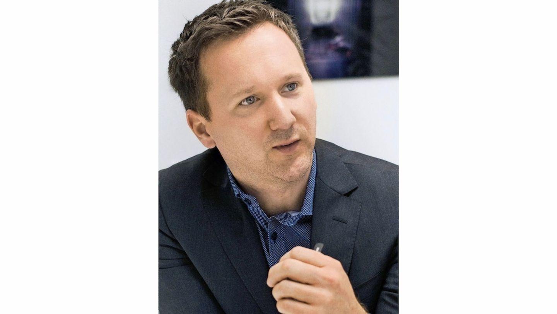 Peter Varga, Porsche-Designer (Exterieur), 2018, Porsche AG