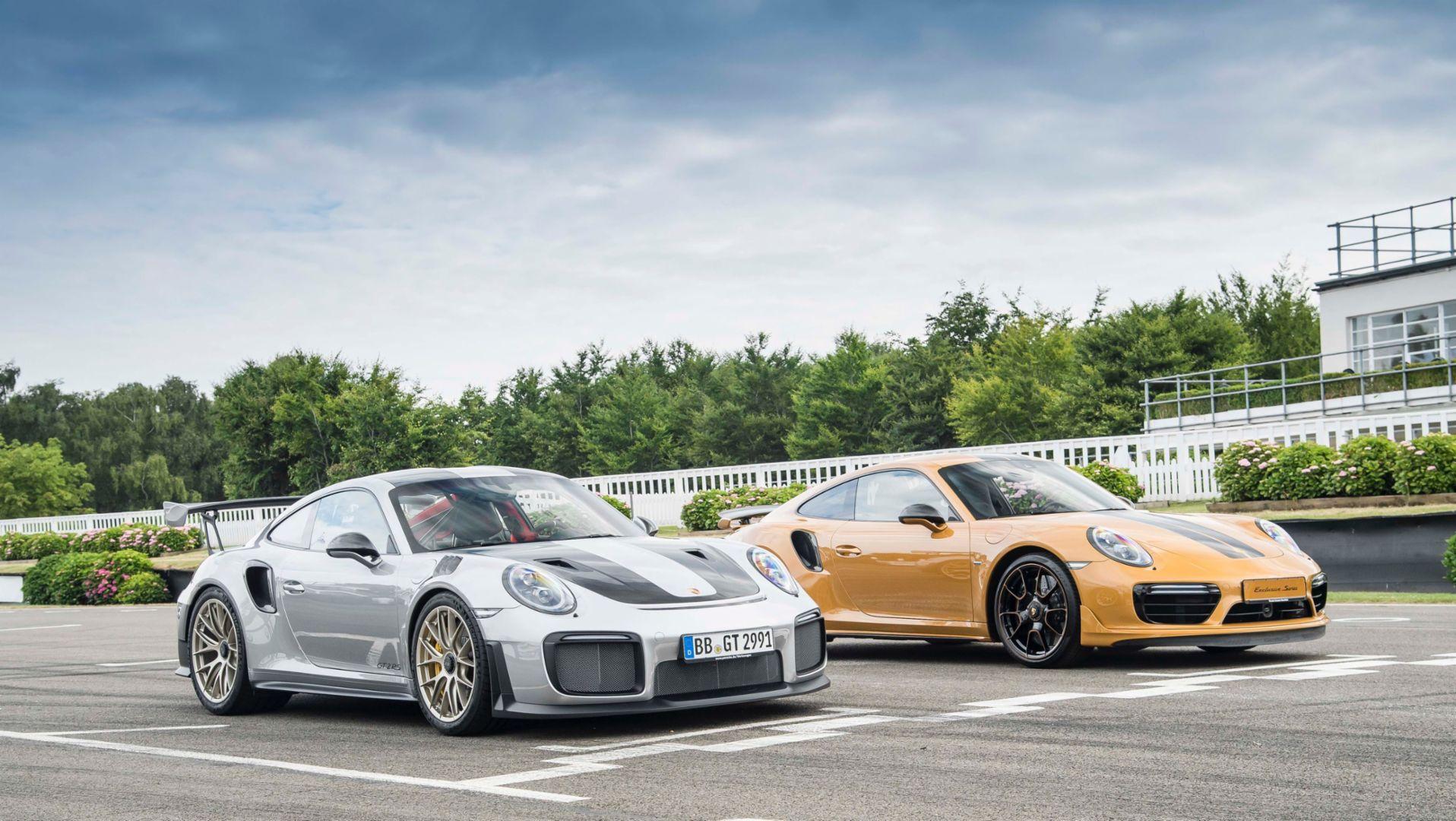 2019 Porsche 911 Turbo S >> Goodwood: 1,307 hp total power