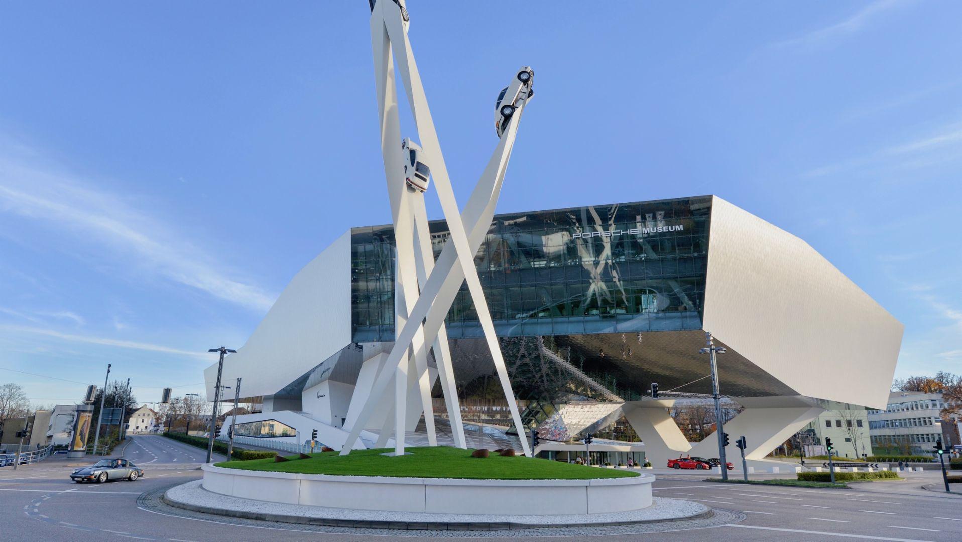 Das Porsche Museum Engagiert Sich Zum Internationalen Tag Der Menschen Mit Behinderung
