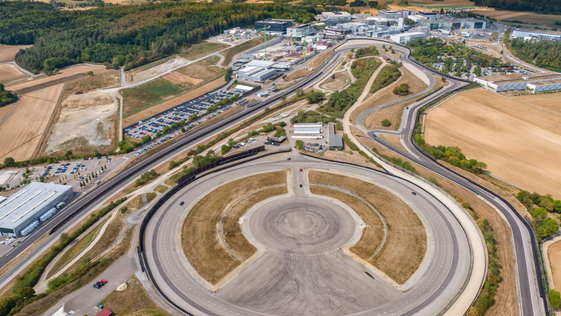 Porsche Weissach Entwicklungszentrum
